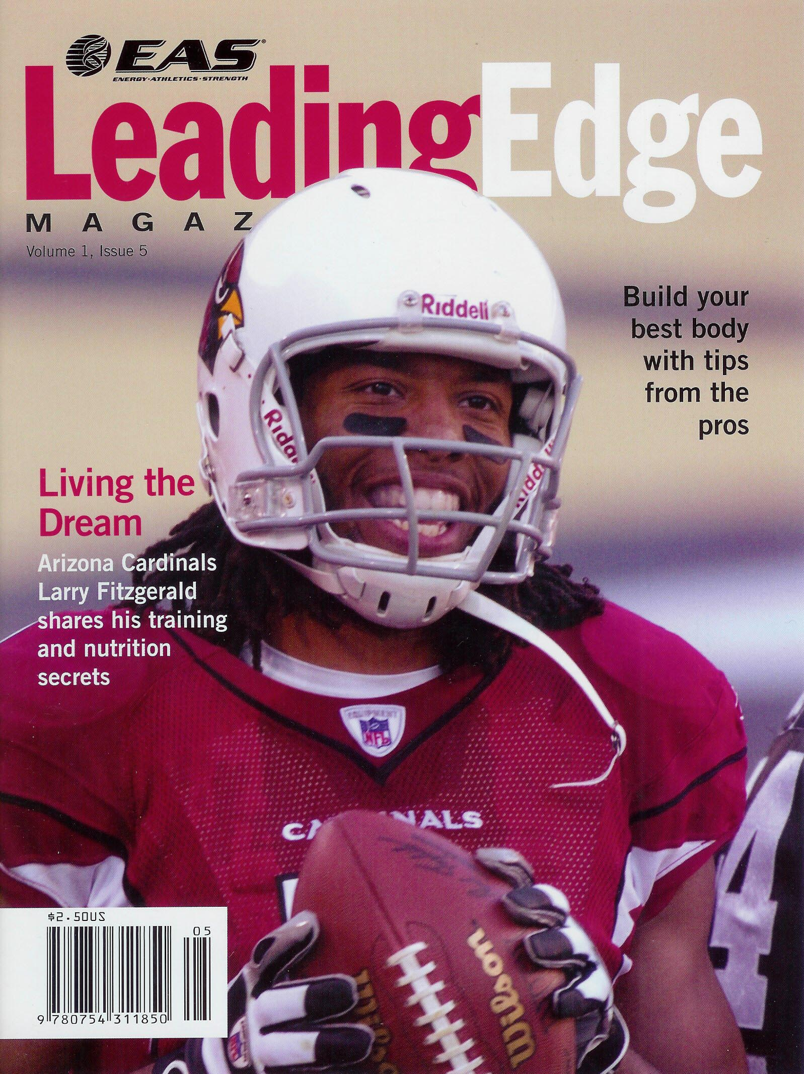 Leading Edge Magazine With Personal Trainer